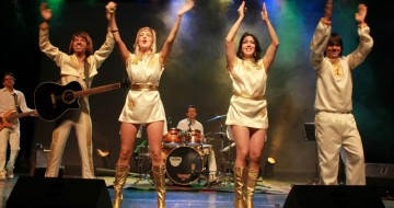 ABBA THE HISTORY – A SALUTE TO ABBA