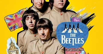 THE  BEETLES ARGENTINA